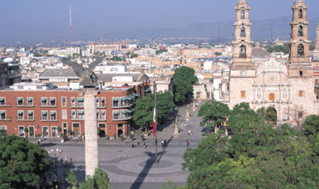 Aguas Calientes Mexico: 12 al 14 de Agosto de 2014 – Maestro Domingo Dias P.